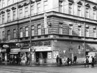 1970-es évek, Rákóczi út, Honvéd mozi, 7. kerület