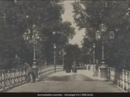 Hősök tere és környéke, Városligeti híd 1896, 14. kerület