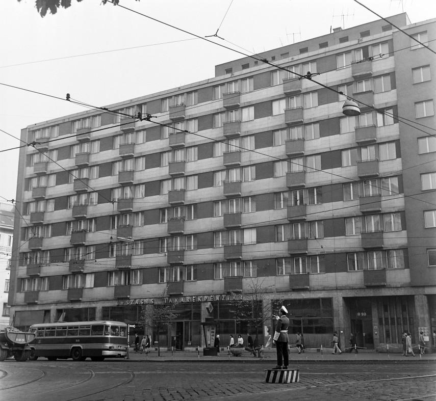 1969, Mártírok útja (Margit körút), 2 kerület