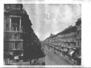 1900 táján, Andrássy út, 6. kerület