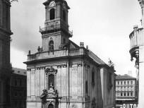 1900 táján, Nagymező utca, 6. kerület