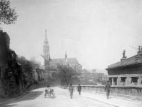1897, Főherceg Albrecht (Hunyadi János) út, 1. kerület