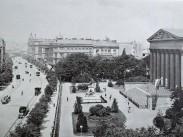 1890-es évek, Múzeum körút, 8. kerület