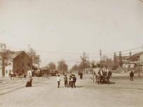 1900 táján, Orczy tér, 8. kerület