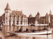 1900-as évek eleje, a Vajdahunyad vára, 14. kerület