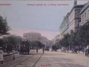 1900 táján, Ferenc József (Széchenyi) tér, 4. (1950-től ) 5. kerület