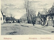 1900-as évek, Hidegkúti út, (1950-től) 2. kerület