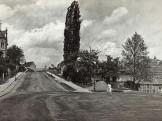 1930-as évek táján, Naphegy utca Gellérthegy utca sarok, 1. kerület