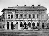 1920 táján, Krisztina tér, 1. kerület