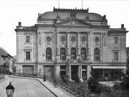 1903, Corvin tér 8., a Budai Vigadó, 1. kerület