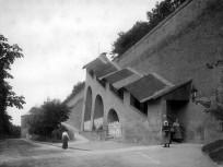 1904, Lovas út, a Gránit lépcsőnél, 1. kerület