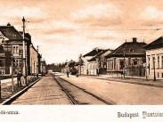 1910 táján, Elnök utca, 8. kerület