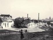 1910 táján Zárda (Rómer Flóris) utca, 2. kerület