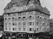 1912, Calvin (Kálvin) tér, a Pintér-bérpalota, 4. (1950-től 5.) kerület