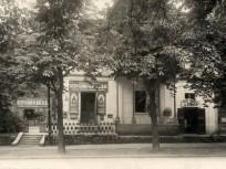 1930 táján, Hűvösvölgyi út 4., a SZÉP-ILONA-VENDÉGLŐJE