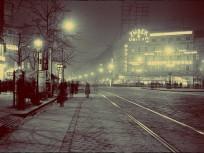 1934 táján, Oktogon, 6. kerület