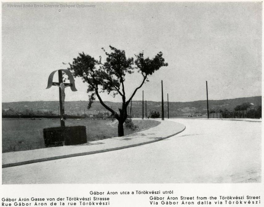 1935, Gábor Áron utca, 2. kerület
