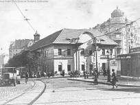 1935, Széna tér, a Régi Szent János kórház, 2. kerület