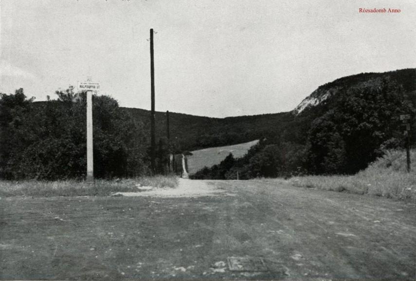 1935, Törökvészi út (Törökvész út), 2. kerület