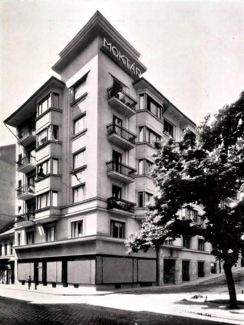 1937, Fő utca 28., a Ponty utcánál