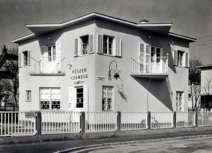 1940, Napraforgó utca 2., 2. kerület