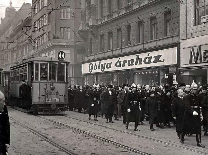 1941, Rákóczi út, 7. kerület