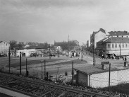 1952, Zalka Máté (Liget) tér, 10. kerület
