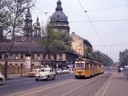 1963, Bajcsy-Zsilinszky út, 5. és 6. kerület