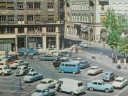1964, Vörösmarty tér, 5. kerület