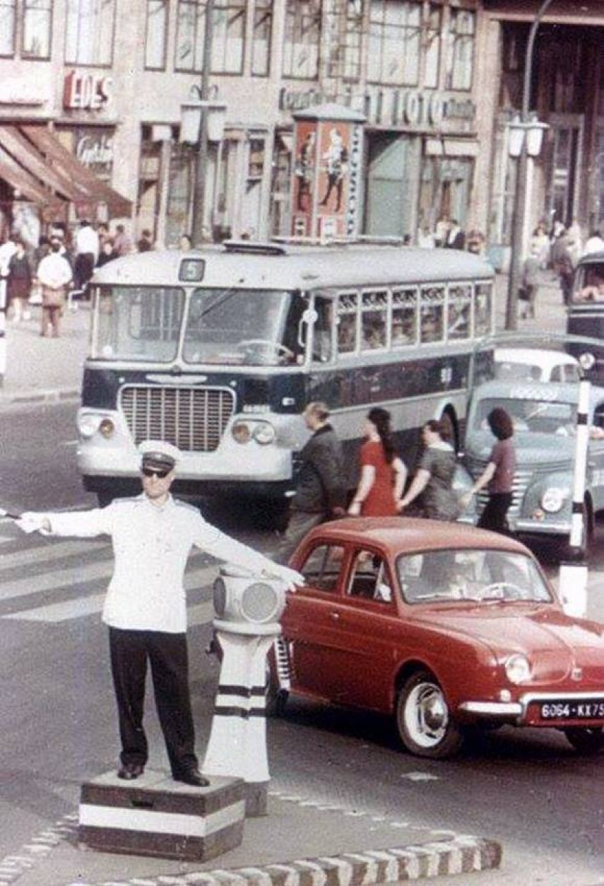 1965, Tanács (Károly) körút, 7. kerület