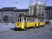 1967, Baross tér a Keleti pályaudvar előtt, 8. és 7. kerület