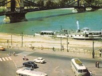 1967, Roosevelt (Széchenyi István) tér, 5. kerület