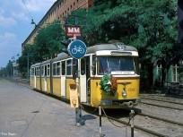 1970-es évek, Kőbányai út a Könyves Kálmán körútnál, 8. kerület