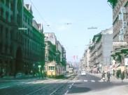 1960-as évek, Rákóczi út, 7. és 8. kerület