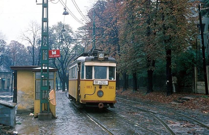 1976, Budakeszi út, 2. és 12. kerület