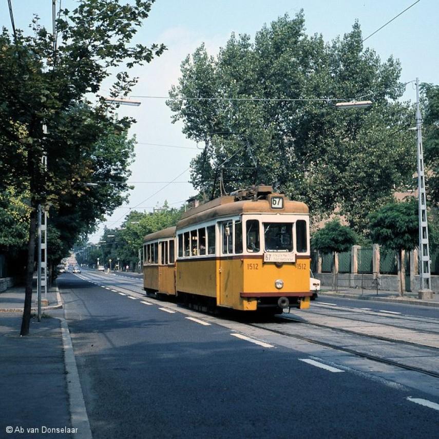 1974, Erzsébet királyné útja, 14. kerület