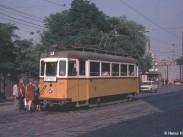 1977, Dráva utca a Váci út felé nézve, 13. kerület