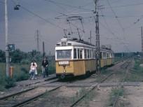 1980, Határ út a Jókai Mór utcánál, 20. kerület