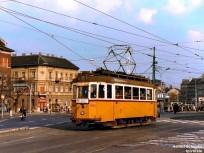 1981, Moszkva (Széll Kálmán) tér, 2. kerület