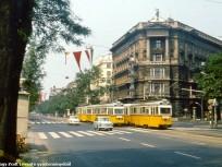 1970-es évek, Bajcsy-Zsilinszky út, 6. kerület
