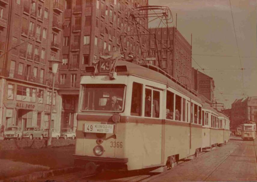 1960-as évek, Tanács (Károly) körút, 7. kerület
