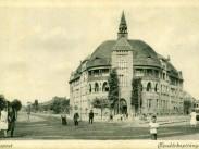 1920-as, Kispest, Wekerletelep, Sárkány utca (Ady Endre út)