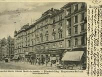 1900-táján, Erzsébet körút, 7. kerület