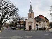 2020, Fiumei út, A Kerepesi úti temetőkápolna (Urunk mennybemenetele templom)