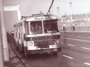 1973, Erzsébet híd, 5. és 1. kerület