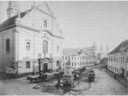 1870, Ferenciek tere, (1950-től) 5. kerület