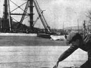 1963, az Erzsébet híd építése, 5. kerület