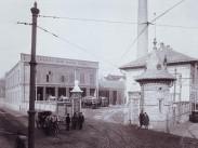 1890, Pálffy (Fekete Sas) utca, 2. kerület