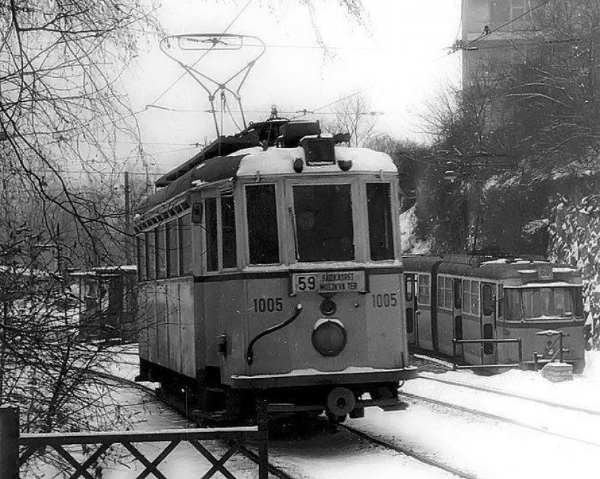 1960-as évek, Lékai János tér (Apor Vilmos tér), 12. kerület