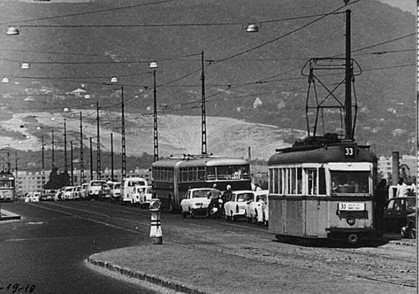1971, Árpád híd, 13. kerület